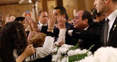 فيديو يرصد التسامح بمصر وكلمة الرئيس عن دور العبادة وتصحيح الخطاب الدينى