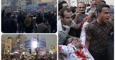 """القارئ محمد الحسانين عبد الخالق يكتب: """"على طهران رايحين شهداء بالملايين"""""""