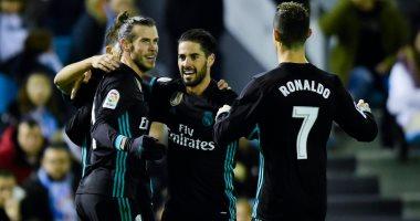 أسينسيو ومايورال يقودان هجوم ريال مدريد أمام نومانسيا بكأس إسبانيا