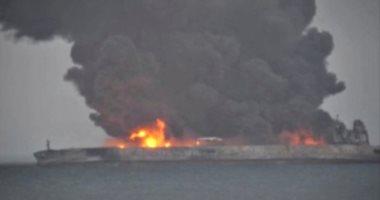 انفجار بناقلتى نفط فى خليج عمان.. ورويترز: هيئة بحرية بريطانية كانت على علم بالحادث