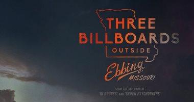 فيلم THREE BILLBOARDS يحقق 88 مليون دولار أمريكى