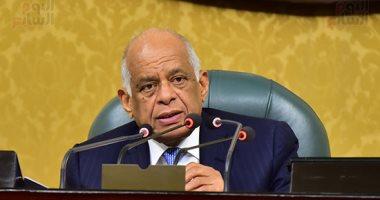 رسميا.. رئيس البرلمان يدعو لجلسة مبكرة غدا للتصويت على التعديل الوزارى