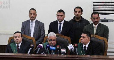 """تأجيل إعادة محاكمة 33 متهما بقضية """"فض اعتصام النهضة"""" لـ2 مارس"""