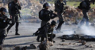 وقفة منددة باستهداف الاحتلال الإسرائيلى لنقابة الصحفيين الفلسطينية ونقيبها