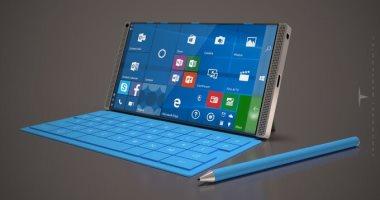 مايكروسوفت تطرح هاتف Surface Phone بنظام ويندوز 10 -