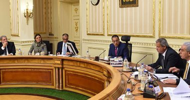 بدء اجتماع المجموعة الاقتصادية برئاسة القائم بأعمال رئيس الوزراء