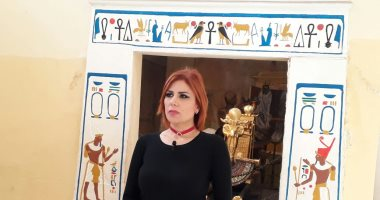 """صور.. تليفزيون فلسطين يخصص حلقة من """"قصة مكان """"عن القرية الفرعونية"""