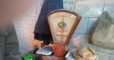 صور.. حملة تموينية على المخابز والأسواق بمدينة طور سيناء