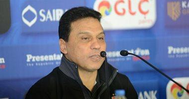 حسام البدرى: وجود 5 لاعبين من بيراميدز فى المنتخب إنجاز.. وأتمنى فوز الأهلى بالدورى