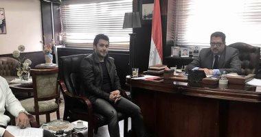 الصقر يشكو رئيس الزمالك فى المجلس الأعلى للإعلام