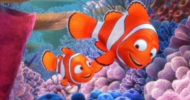 سمك افلام كرتون