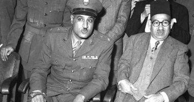 فى ذكرى الـ64.. الإخوان تطلب من ناصر  استئذانهم  والنتيجة  حلهم  -