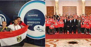 من الإعاقة للبطولة العالمية.. تفاصيل التأهيل البدنى لبطل مصر للسباحة