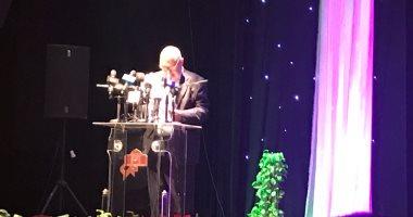 محمد عبد القدوس: وزير الثقافة لم يطلب معاينة أعمال والدى قبل طرحها