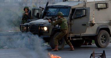 قوات الاحتلال الإسرائيلى تقتحم عدة أحياء فى نابلس شمال الضفة الغربية