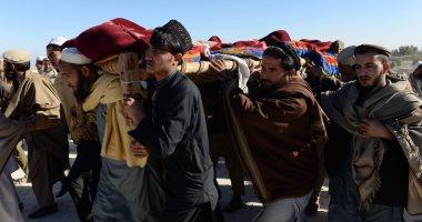صور.. 13 قتيلا فى غارة أمريكية استهدفت مسلحين فى شرق أفغانستان