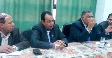 """""""حب الوطن"""" ينظم مؤتمرا عماليا لتأييد ترشح السيسى لفترة رئاسة جديدة"""