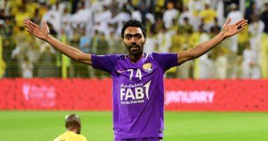 حسين الشحات لاعب العين الاماراتي الجديد