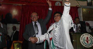 """فى أربعين عبد الله صالح..الأمين العام المساعد لحزب المؤتمر تنعيه بـ""""بكائية"""""""