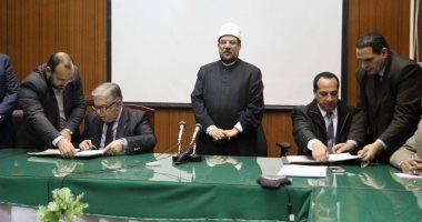 صور.. وزير الأوقاف يعلن 200 منحة ماجستير للأئمة بالتعاون مع الدراسات الإسلامية
