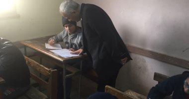 رئيس قطاع التعليم يوجه بالتحقيق فى خطأ بسؤال العربى بامتحان الشهادة الإعدادية