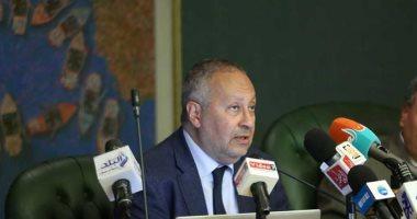 إعادة تعيين ماجد عثمان رئيسا لمجلس إدارة المصرية للاتصالات