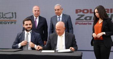 صور.. وزير الصناعة: افتتاح 2300 مصنع خلال عامين وصادرات 2017 تسجل زيادة 12%