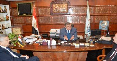 وزير القوى العاملة يبحث مع رئيس اتحاد عمال لبنان تعزيز الحركة النقابية العربية