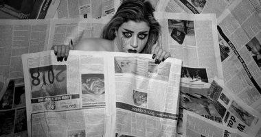 لمواجهة التحرش أم للبحث عن الشهرة بالإثارة الرخيصة.. جلسة تصوير جديدة تثير غضب المتابعين.. معلقون: يدعم التحرش ومحاولة جديدة لجذب الأضواء.. وصاحب الفكرة يرد: تفهمت الغضب وحذفت الصور بعد شعورى بأن رسالتنا لم تصل