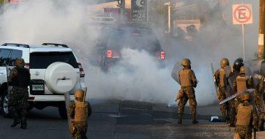 مقتل شخص فى اشتباكات بين قوات الأمن ومتظاهرين ضد إعادة انتخاب رئيس هندوراس