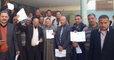 صور.. المصريين الأحرار يشكل غرفة عمليات بطهطا لمتابعة توكيلات دعم السيسي