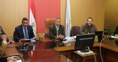 محافظ كفر الشيخ: معاقبة المقصرين فى تنفيذ الخطة الاستثمارية