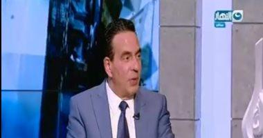 فيديو.. أيمن أبو العلا: يوجد تصحر سياسى بمصر منذ 30 سنة ولا يوجد منافس للرئيس السيسى