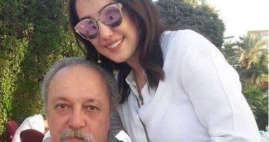 """كندة علوش تنشر صورة والدها على إنستجرام.. والجمهور: """"تشبهينه"""""""