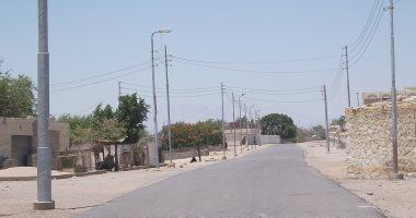 صور.. أهالى قرية الوادى بجنوب سيناء يشكون نقص الخدمات بالقرية