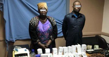 القبض على عصابة دولية تنصب على المواطنين بزعم توليد الدولارات