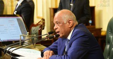 """كما انفرد """"اليوم السابع"""".. البرلمان يعلن أسماء الوزراء الجدد والنواب يوافقون (صور)"""