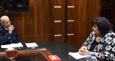 إيناس ورانيا ترفعان أسهم الحكومة.. لأول مرة 6 وزيرات فى مجلس الوزراء