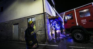 مصرع 8 أشخاص وإصابة العشرات فى حريق وتدافع بالبرتغال (صور)