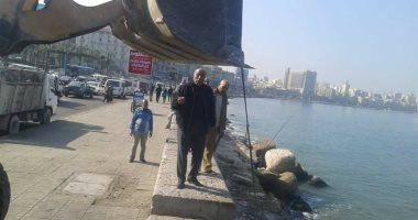 صور..10معلومات عن الميناء الشرقى القديم بالإسكندرية المرشح لقوائم اليونسكو