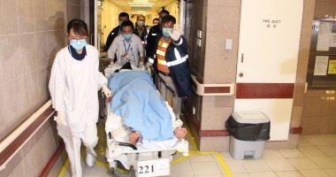شرطة هونج كونج تعتقل كوريا جنوبيا يشتبه بأنه قتل زوجته وابنه فى فندق (صور)