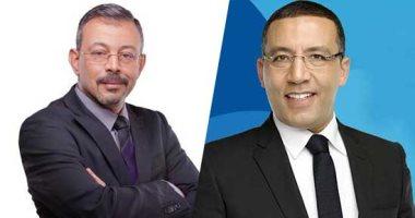 """خالد صلاح وعمرو الكحكى يقدمان """"استوديو تحليلى"""" حول التعديل الوزارى بـ""""آخر النهار"""""""