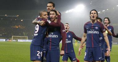 باريس سان جيرمان الأكثر تهديفا فى أوروبا خلال 2018 -