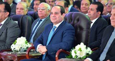 """السيسى لـ""""السودان وأثيوبيا"""": """"مصر لا تتآمر.. ومش هتحارب أشقاءها"""" (صور)"""