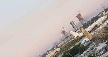إغلاق مطار معيتيقة عقب سقوط قذيفة بالقرب من برج المراقبة