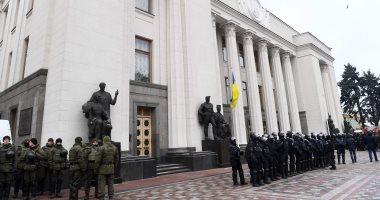 البرلمان الأوكرانى يوافق على مشروع قانون إنهاء معاهدة الصداقة مع روسيا