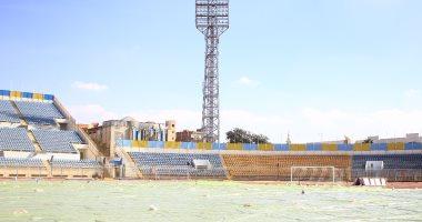 الإسماعيلى يعلن موعد تسليم الملعب وفتح البوابات للجماهير