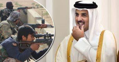 تسجيل صوتى لناشطة قطرية تكشف اختطافها من ميليشيات تميم الإرهابية