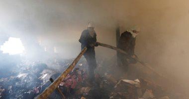 السيطرة على حريق فى منزل بدار السلام بسوهاج ولا خسائر فى الأرواح
