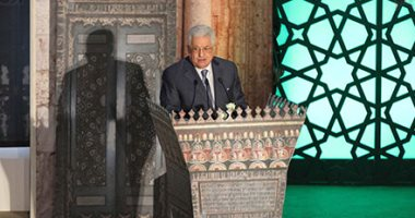 أبو مازن: القدس عاصمتنا الأبدية وأهلها مرابطون لا يضرهم من خذلهم (صور)